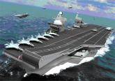 FORAN in CVF project: Future aircraft-carrieer of the Royal Navy