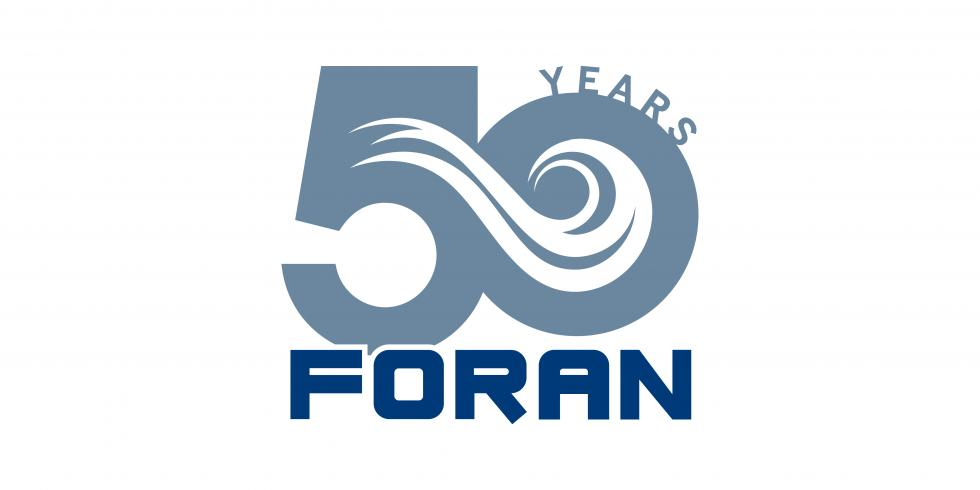 50TH FORAN ANNIVERSARY